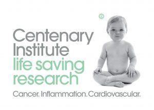 Centenary Institute logo and website link