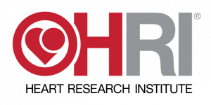 Heart Research Institute logo and website link
