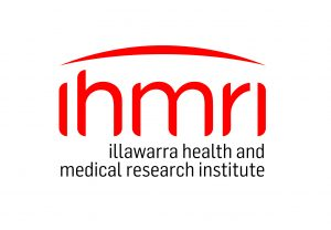 Illawarra Health and Medical Research Institute logo and website link