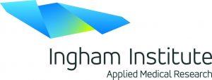Ingham Institute logo and website link