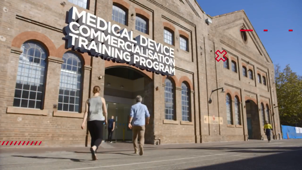 Hear from Medical Device Commercialisation Training Program graduates
