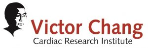 Victor Chang Cardiac Research Institute logo and website link