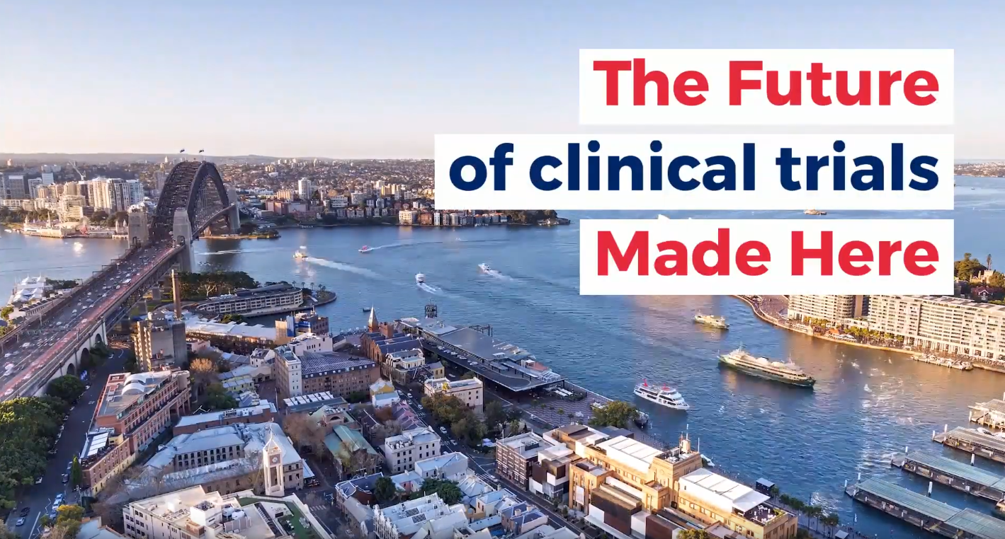 The future of clinical trials, made in NSW
