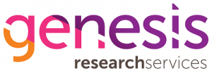 Genesis Research Services logo